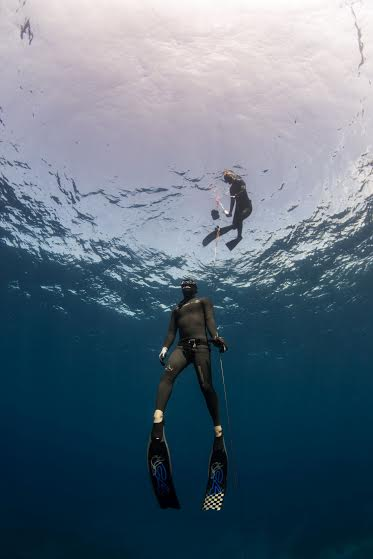 FII Launches First Standardized Spearfishing Course In USA (photo credit Freediving Instructors International)