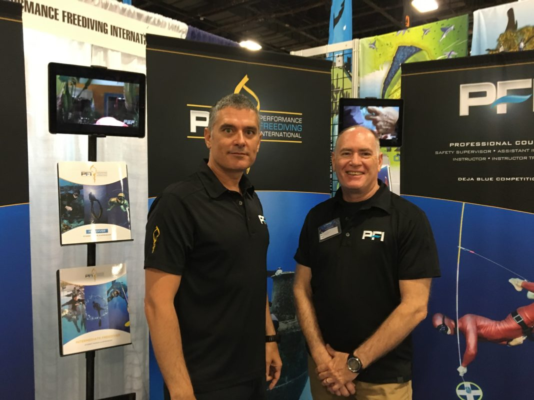 Performance Freediving International Introduces Adaptive Freediving Course