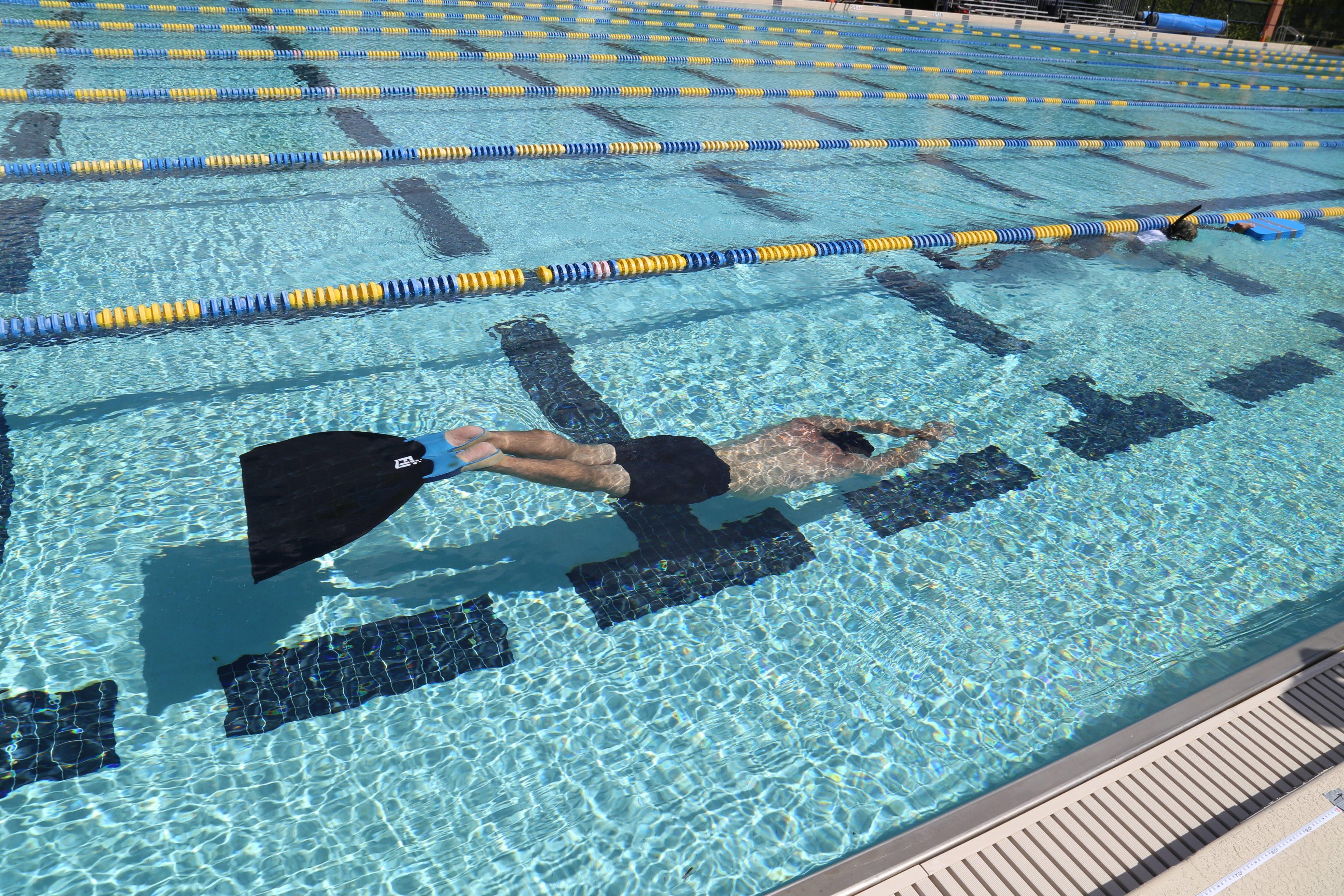 Eddie Gonzales Dynamic Swim