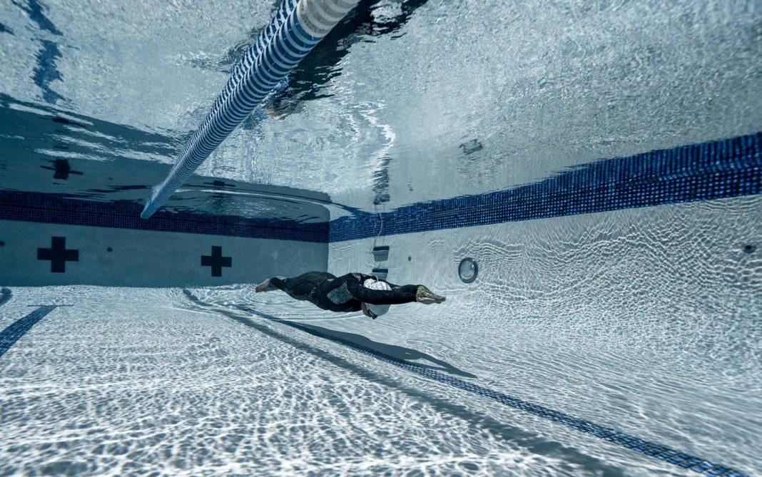 Shell Eisenberg Sets New US Freediving Record 2