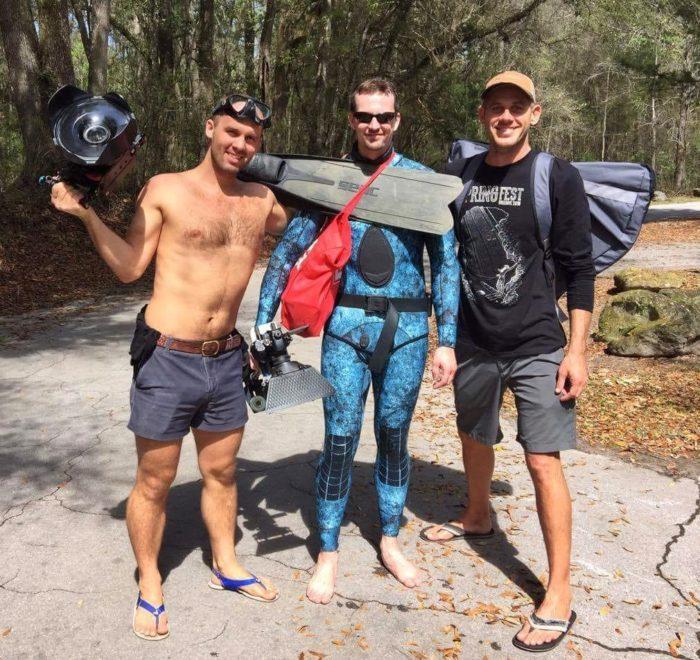 SPRINGfest 2016 Alexey Molchanov, Wes Powell and Forrest Simon-Darias