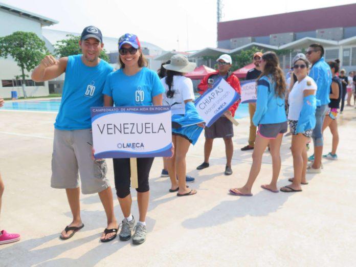 Venezuelan pride at the Olmeca Open 2016