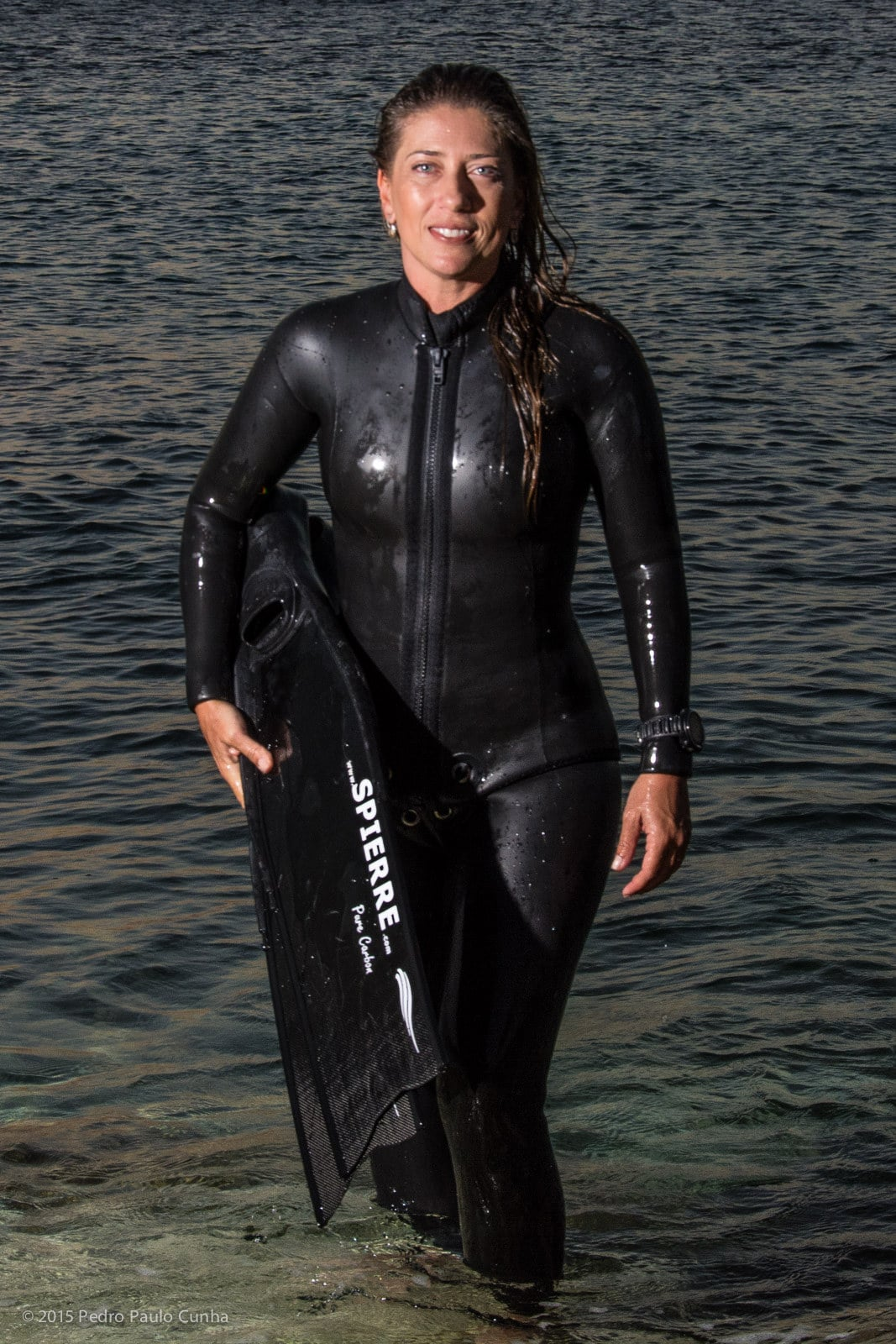 wetsuit Jumpsuit Photograph by Pedro Paulo Cunha