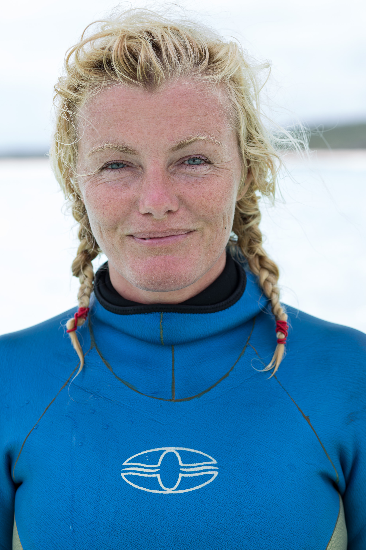Georgina Miller, Great Britian #FacesOfFreediving Photo © Tim Calver/DeeperBlue.com