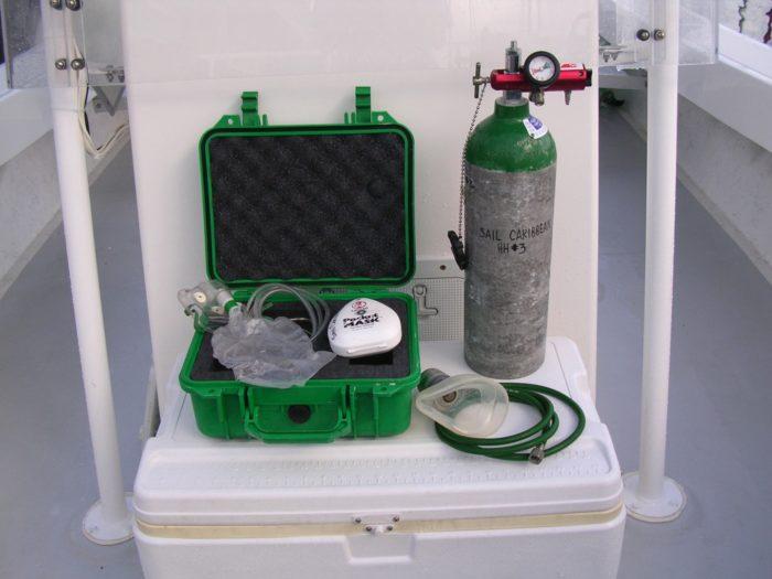 Diver Oxygen Kit