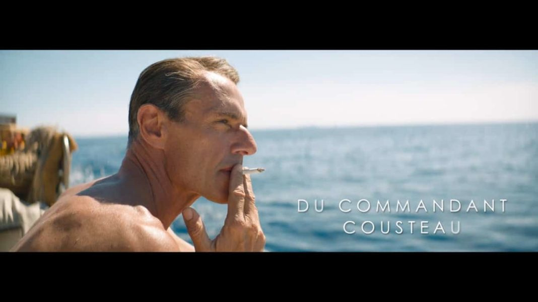 """Watch The Epic Trailer For Cousteau Biographical Film """"The Odyssey"""" 1"""