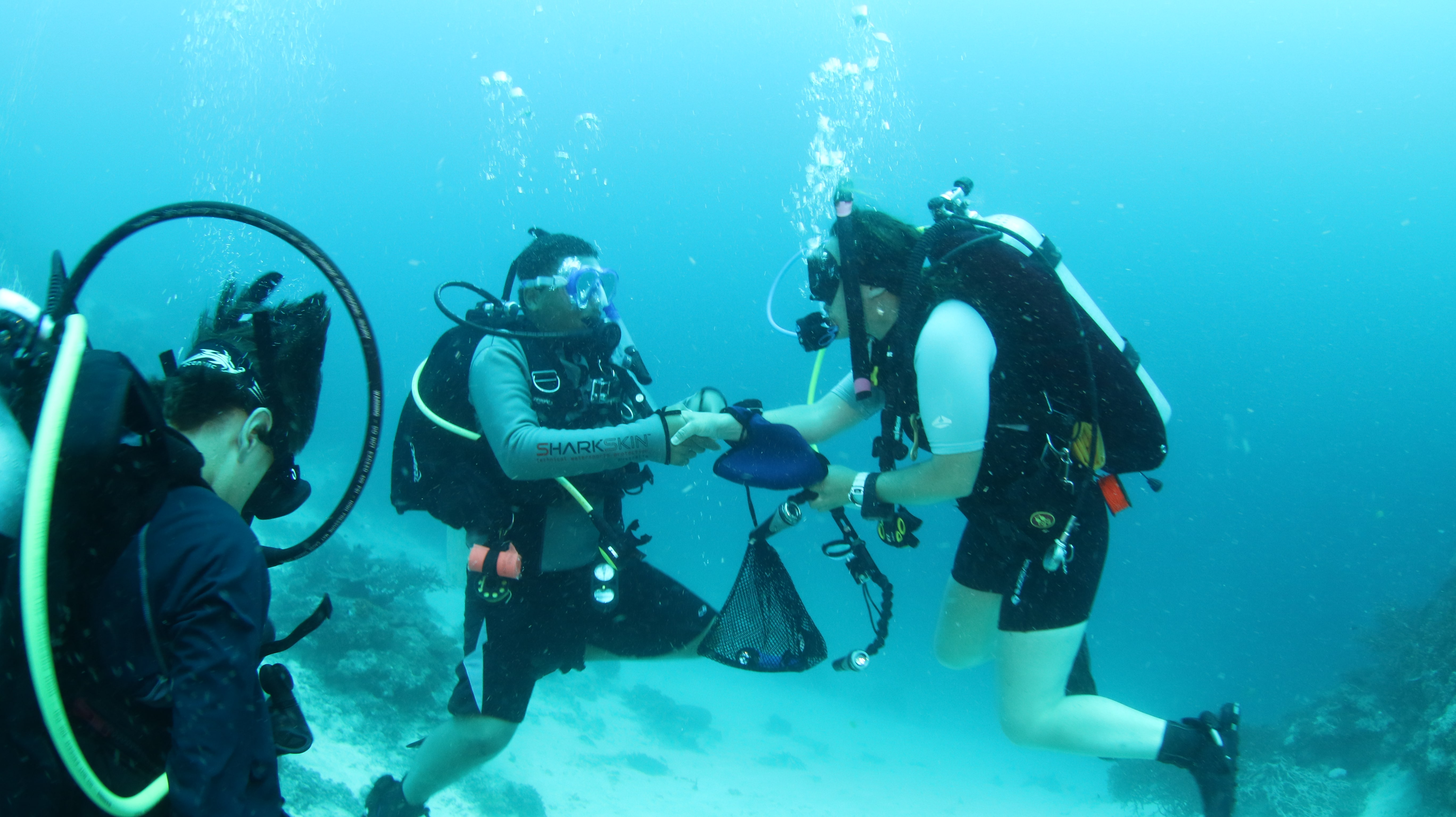 Twelve Year Old Becomes Youngest Padi Certified Junior Master Scuba