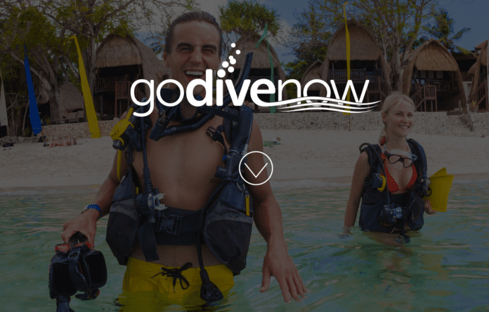 DEMA has launched a new 'Go Dive Now' marketing campaign