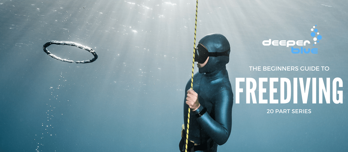 DeeperBlue.com - The Beginners Guide to Freediving