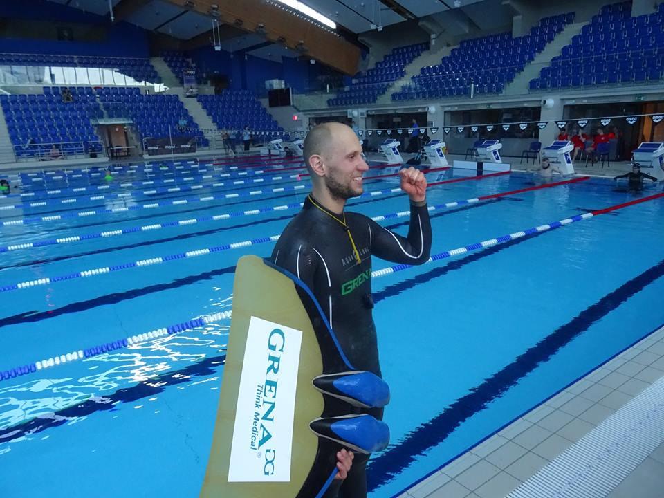 Mateusz Malina Sets New World Record in Dynamics