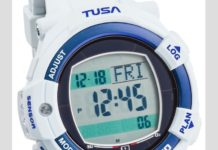 TUSA has launched a new, solar-powered dive computer.