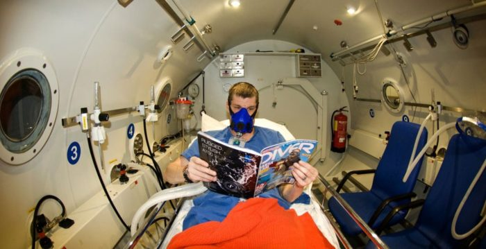 Watch Out for Decompression Sickness - You Don't Want to End Up in the Chamber