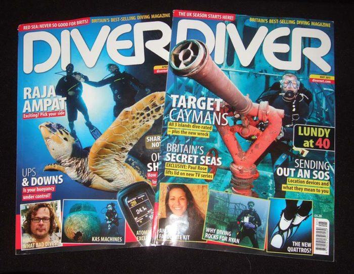 Diver Magazine (UK)