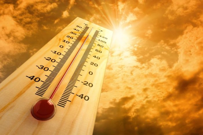 Protect yourself from Heat Stroke