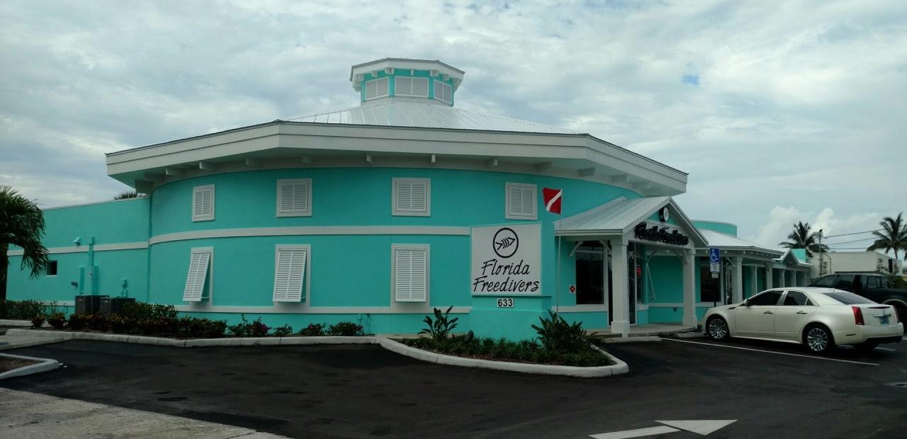 Florida Freedivers New Building