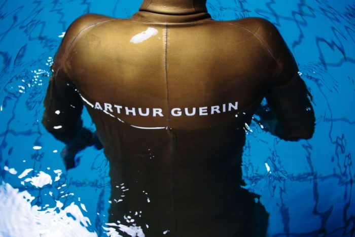 Arthur Guérin-Boëri - Photo by Joseph Melin