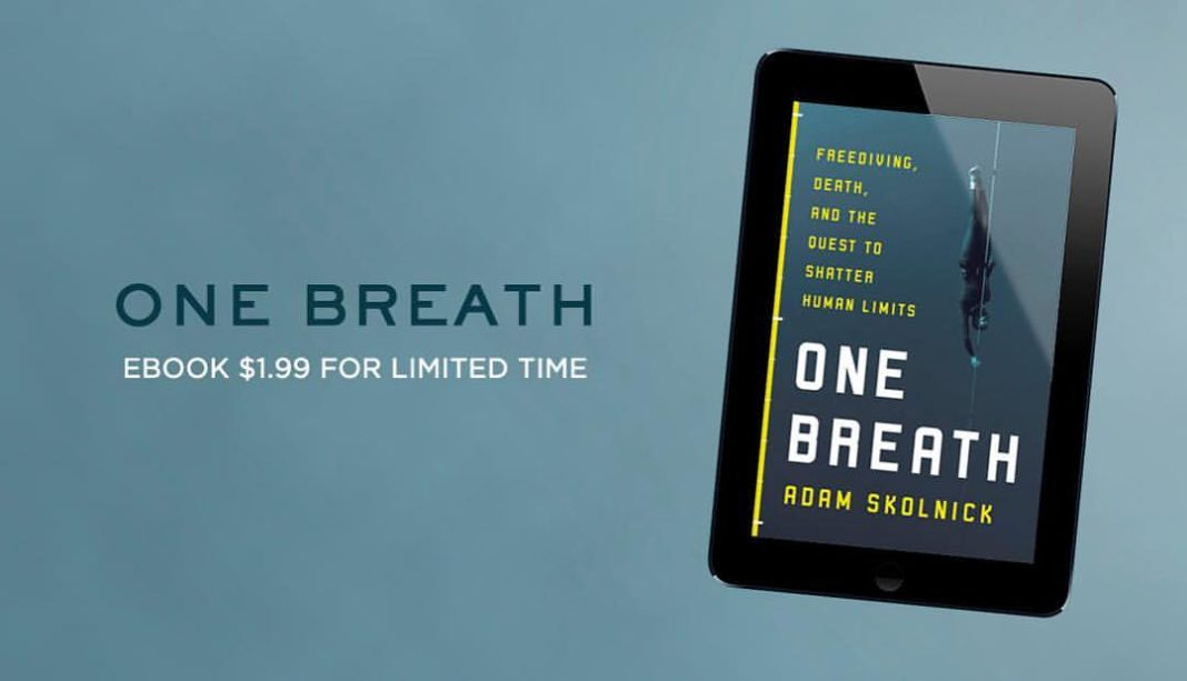 One Breath e-Book Available For $1.99 For A Limited Time