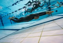 AIDA 2016 Freediving World Pool Championships – Mateusz Malina 232m Dynamic No-Fins (DNF) World Record