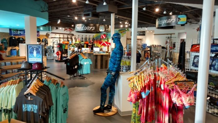 Florida Freedivers Mid-store