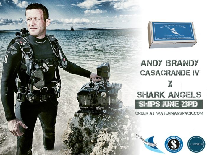 Andy Brandy Casagrande IV & Watermans Pack