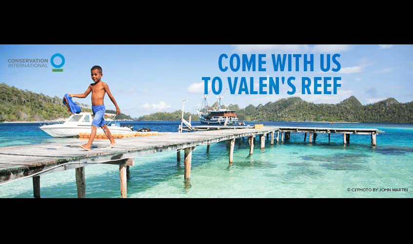 Conservation International's 'Valen's Reef' Virtual Reality Film Due Out On June 20 (Photo credit: John Martin)