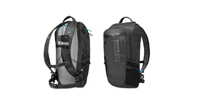 Check Out GoPro's New 'Seeker' Daypack