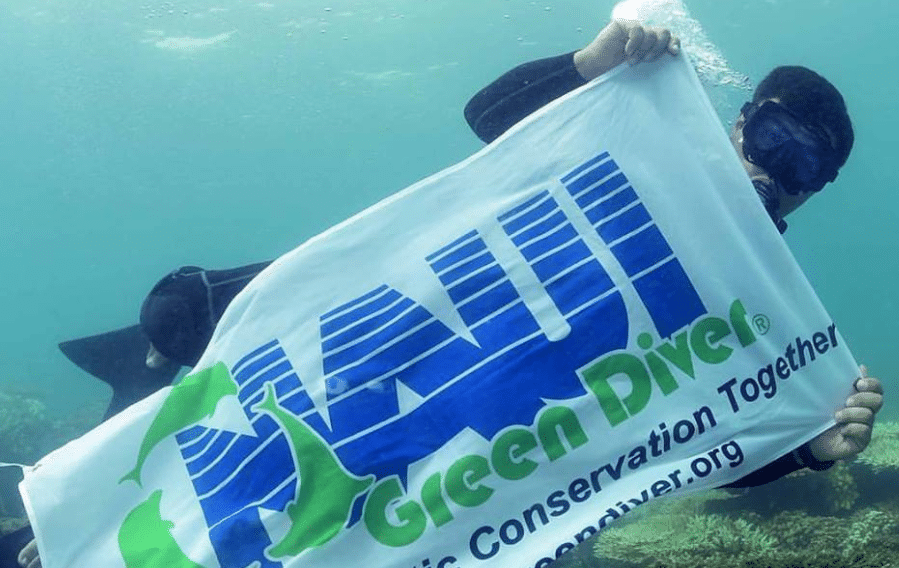NAUI Green Diver Initiative Planning Big Harbor Clean-Up In Florida