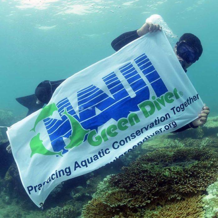 NAUI Green Diver Initiative
