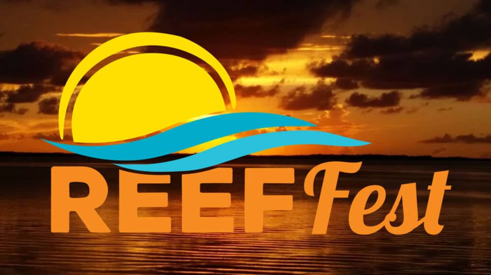 REEF Fest 2016 Scheduled For September 29-October 2