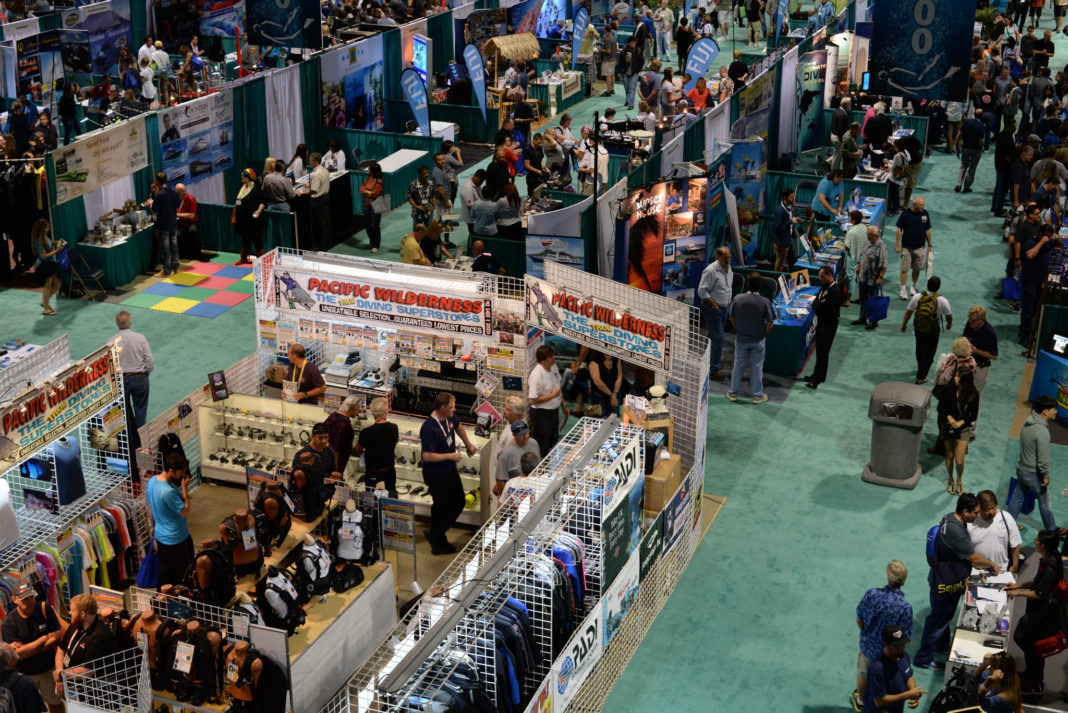Scuba Show Taking Place This Weekend In Long Beach, California