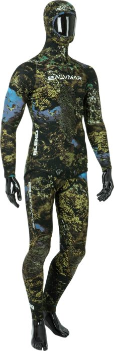 The amazing new Blend camouflage strikes the market