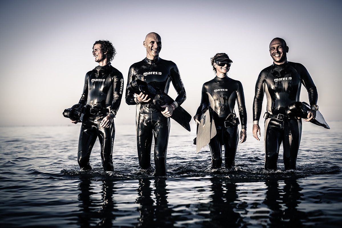 Mares Introduce New Freediving Line