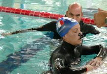 Magalie Siterre Lands Second Place in Static Apnea