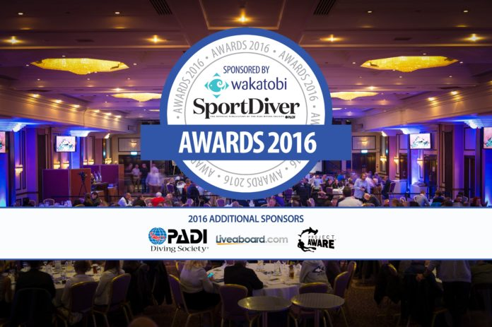 Sport Diver Awards 2016