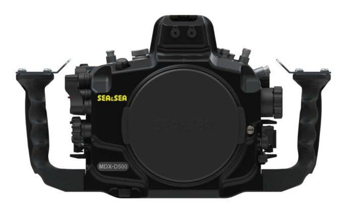 SEA&SEA Unveils Underwater Housing For Nikon's D500 Camera