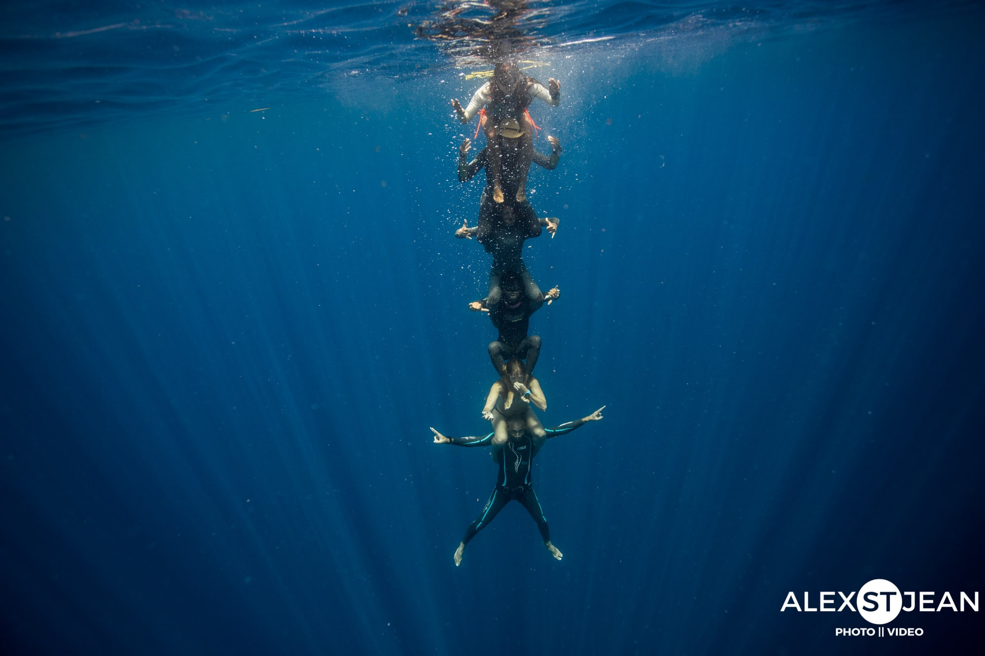 Freediver tower!