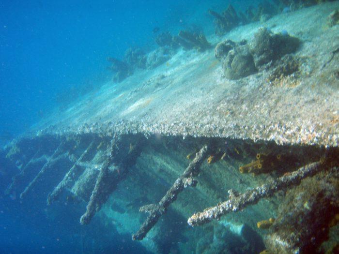 Wreck Dive Aruba