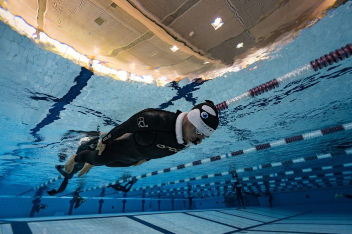 AIDA 2016 Pool World Championships - Dynamic No-Fins Qualifiers