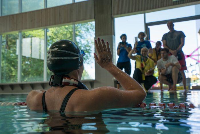 AIDA 2016 Freediving World Pool Championships – Dynamic With Fins (DYN) Apnea Qualifiers