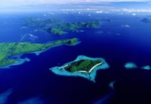 The Philippines is made up of 7000 islands