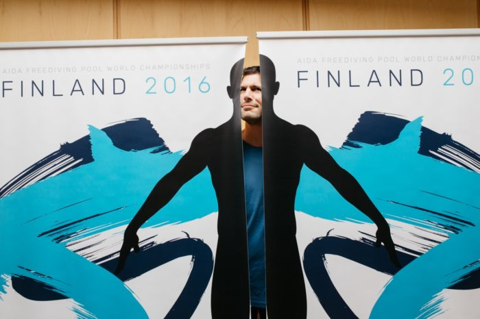 AIDA 2016 Pool World Championships - Opening Ceremony
