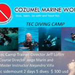Weeklong Tech Diving Clinic To Be Held In Cozumel In December
