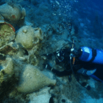 Archeologist Teams Discover 45 Shipwrecks Off Greek Islands (Photo Credit: Hellenic Ephorate of Underwater Antiquities)