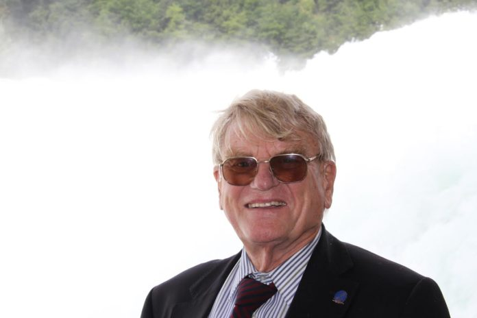 European Underwater Federation Creates Jack Lavanchy Award