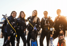 Second-Annual PADI Women's Dive Day To Take Place On July 16, 2016