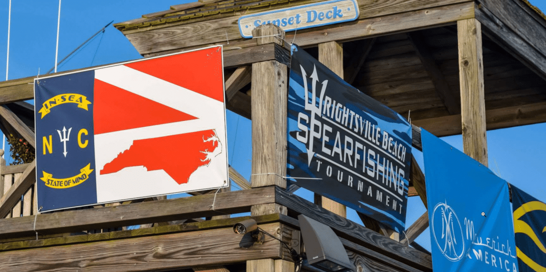 Wrightsville Beach Spearfishing Tournament Took Place July 22-24, 2016