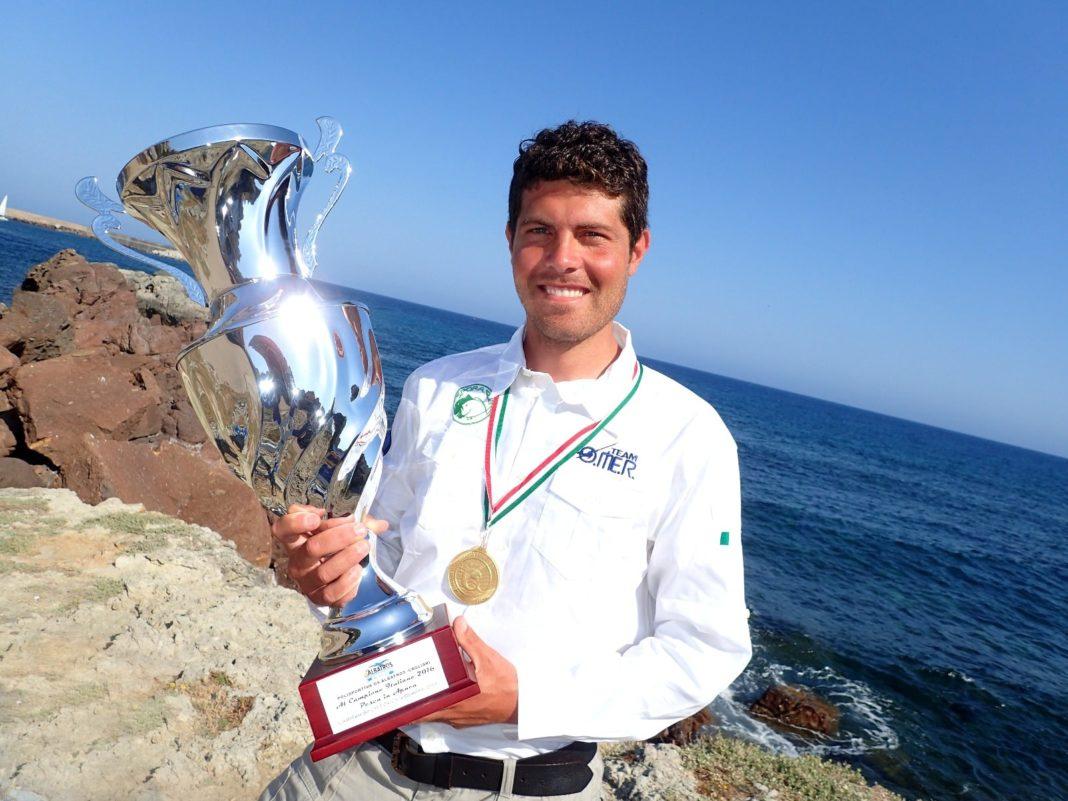 Spearfishing Italian Championship 2016 - Luigi Puretti