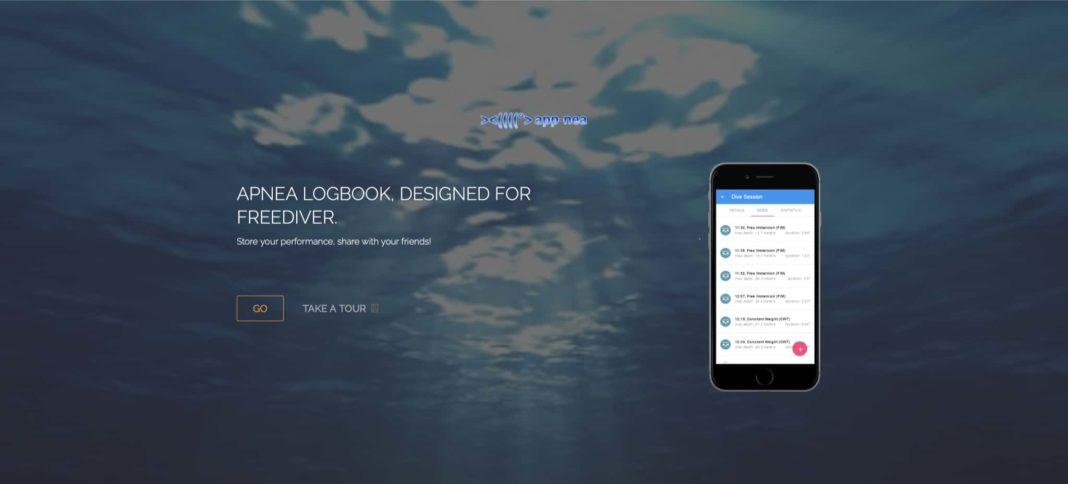 appnea Freediving Logbook