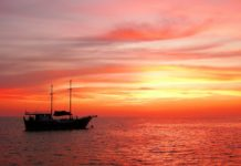 liveaboard Similan Islands Andaman Sea-Thailand Photograph by dachalan