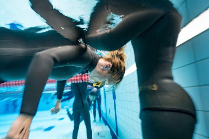 AIDA 2016 Freediving World Pool Championships – Static (STA) Apnea Final